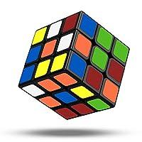 Jooheli-Zauberwrfel-3×3-Speed-Cube-Magic-Cube-3x3x3-Magischer-wrfel-fit-Speed-Cubing-fr-Kinder-Erwachsene-Anfnger-Lebendigen-Farben Jooheli Zauberwürfel, 3×3 Speed Cube Magic Cube 3x3x3 Magischer würfel fit Speed Cubing für Kinder Erwachsene Anfänger Lebendigen Farben -