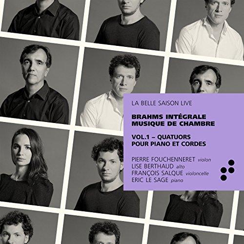 Piano Quartet No. 1, Op. 25: II. Intermezzo (Live at Beauvais 2017)