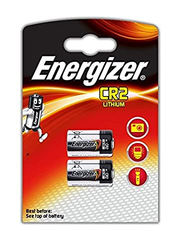 Energizer CR2 Battery - Pack of