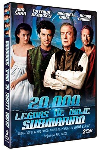 20.000 Leguas de Viaje Submarino (1997) [DVD] 51zpfTs2LJL