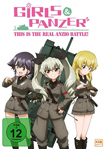 This is the Real Anzio Battle! (OVA)