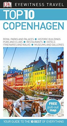 Top 10 Copenhagen: 2019 (DK Eyewitness Travel Guide) -