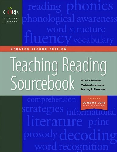 Teaching Reading Sourcebook Updated Second Edition (Core Literacy Library) Updated 2nd Editi by Bill Honig, Linda Diamond, Linda Gutlohn (2012) Perfect Paperback
