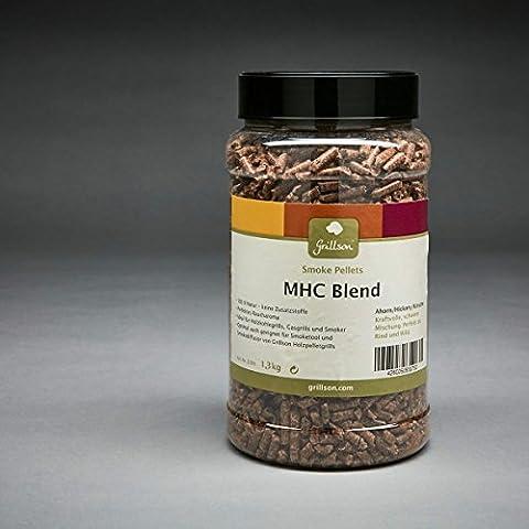grillson Smoke pellets–Arce/nogal/cereza Mhc