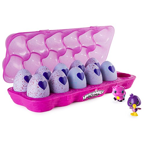 Hatchimals 6038311 – Hatchimals – CollEGGtibles – 12er Eierkarton
