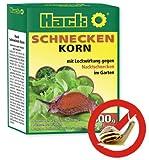 Hack Schneckenkorn 1000 g - Zur Bekämpfung von Schnecken