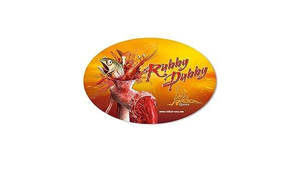 Aufkleber Rubby Dubby Quantum Radical Karpfen Carp