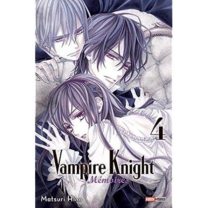 Vampire Knight Mémoires T04