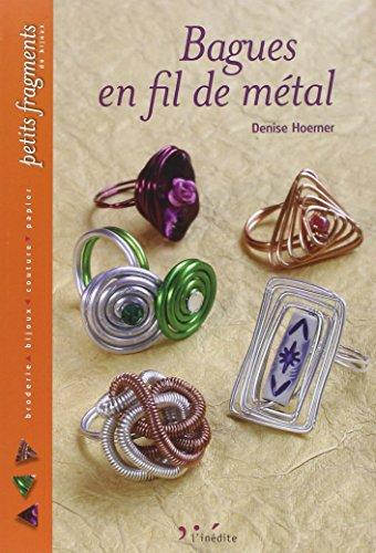 Bagues en fil de métal