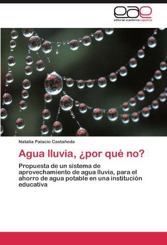 Agua Lluvia, Por Que No? por Natalia Palacio Casta Eda