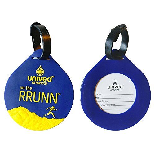 Unived Sports RRUNN Travel & Luggage Tag