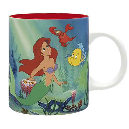 ABYstyle - Disney Taza 320 ML TLM Under The Sea