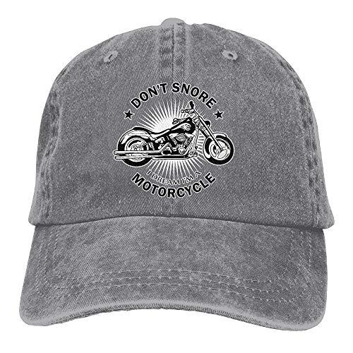 f1214f2d402a8 jiilwkie Don t Snore I Dream I m A Motorcycle Biker Dancing Cap Dad