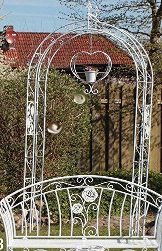 Romantique Arc de rose \