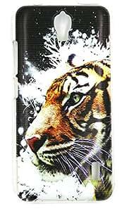 TPU transparent silicone Housse Étui Coque pour Huawei Ascend Y560 Y560-L01 Y560-L02 Y560-L03 Y560-L23 LTE Coque Case Cover