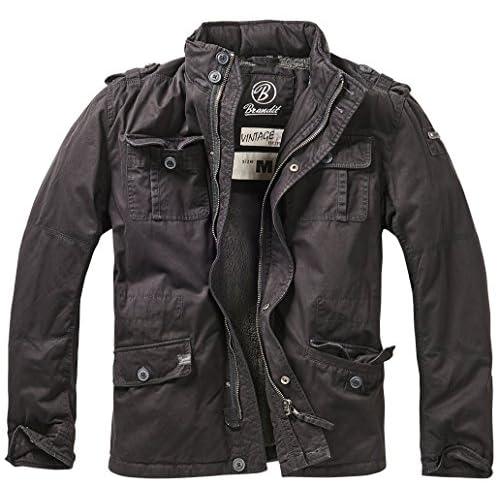 51zpoaBCSkL. SS500  - Brandit Britannia Winter Winter Jacket Black