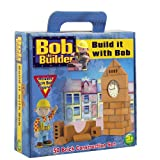 Build It With Bob the Builder - 50 Real Brick Building Set