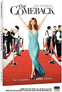 The Comeback: The Complete ONLY Season [DVD] [2006] (B000FIH6AY) | Amazon price tracker / tracking, Amazon price history charts, Amazon price watches, Amazon price drop alerts