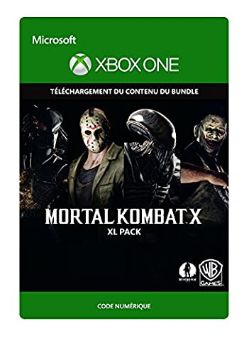 Mortal Kombat X: XL Pack [Xbox One - Code jeu à télécharger]