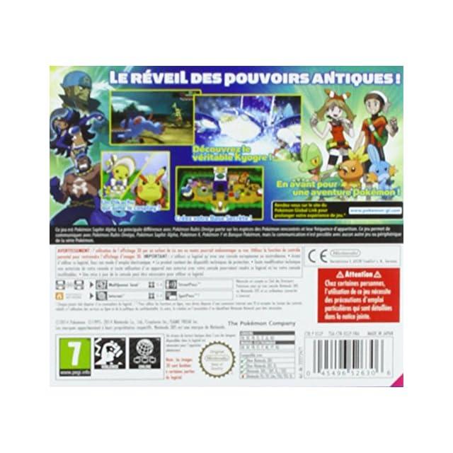 Action Replay Powersaves cheats pour 3DS modèle DUS0375