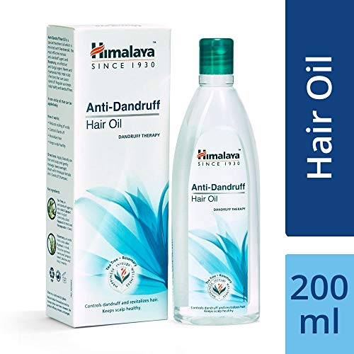 Himalaya Herbals Anti Dandruff Hair Oil, 200ml