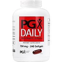 Natural Factors, PGX Daily, Gélules Ultra Matrix, 750 mg, 240 Gélules