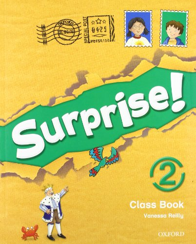 Surprise 2 course book pack con multirom - 9780194409469