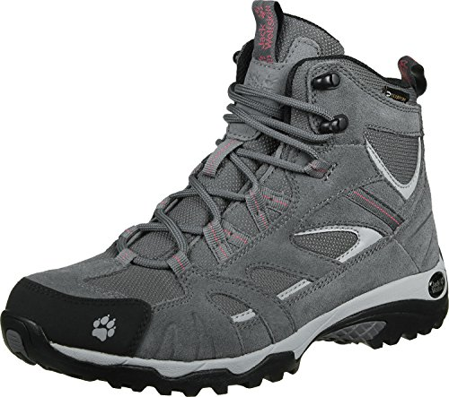 Jack Wolfskin Vojo Hike Mid Texapore Women Wasserdicht, Chaussures de Randonnée Hautes Femme
