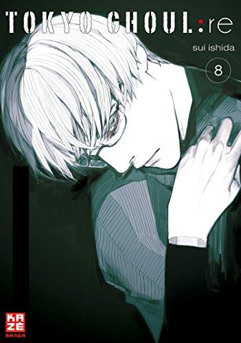 Tokyo Ghoul:re 08