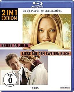 Liebe auf den zweiten Blick/Briefe an Julia - 2 in 1 Edition [Blu-ray]