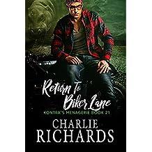 Return To Biker Lane (Kontra's Menagerie Book 21) (English Edition)