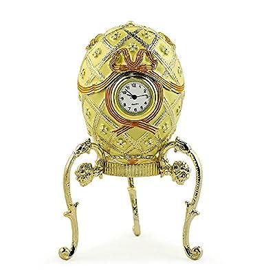 St. George Russische Musikspieluhr Fabergé-Ei