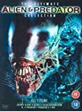 The Ultimate Alien and Predator Collection [DVD] [1979] by Sigourney Weaver