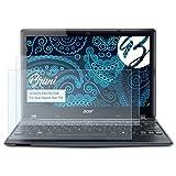 Bruni Schutzfolie für Acer Aspire One 756 Folie - 2 x glasklare Displayschutzfolie