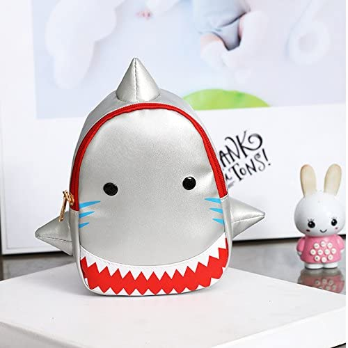 Sun Glower Sac à Dos Cadeau Cadeau Cadeau Creative Shark Shape Sac à Dos Enfants Étudiant Unisexe Cartable B07H5JLTMV 897637