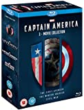 Captain America 1-3 Triplepack [Blu-ray] [Region Free]