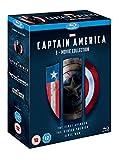 Captain America: 3-Movie Collection (3 Blu-Ray) [Edizione: Paesi Bassi] [Edizione: Regno Unito]