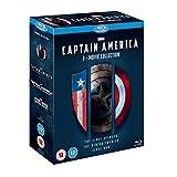 Captain America 1-3 [Blu-ray]