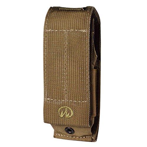 Preisvergleich Produktbild Leatherman MOLLE Sheath XL braun Multitool Werkzeug Zubehör LTG 930366 Holster, Tasche, Gürteltasche für SUPERTOOL 300 SURGE CHARGE MUT OHT