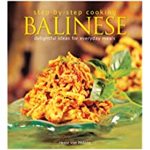 Step by Step Cooking: Balinese