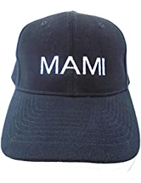 396b5b935f96f Mami Embroidered Baseball Cap 6 Panel Fashion Hat Tumblr Pintrest Trends