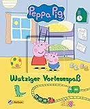 Peppa: Wutziger Vorlesespaß (Peppa Pig)
