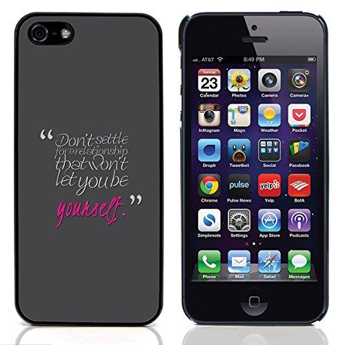 Graphic4You Happies And Crappies Englisch Zitat Nachricht Harte Hülle Case Tasche Schutzhülle für Apple iPhone 5 und 5S Design #14
