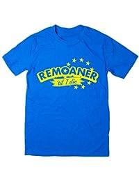 Balcony-Shirts Remoaner' Mens Funny Printed Brexit T-Shirt