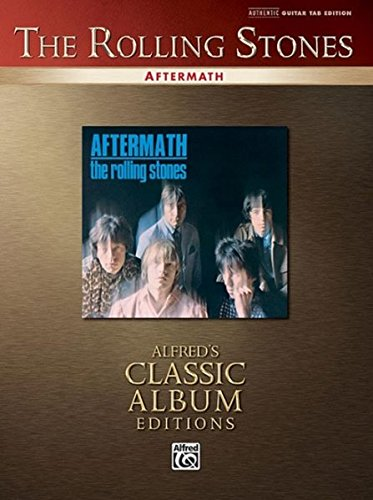 Aftermath: Authentic Guitar Tab (Alfred's Classic Album Editions)