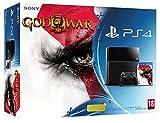 Console PS4 500 Go Noire + God Of War 3 Hd [Importación Francesa]