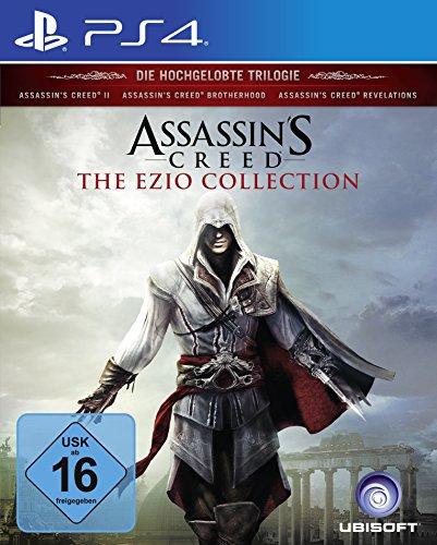 Assassin's Creed Ezio Collection [Importación Alemana]
