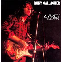 Live in Europe [Vinyl LP]
