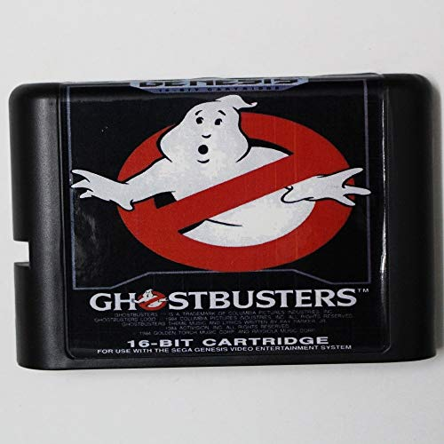 The Crowd Tradensen Ghost Busters 16 Bit Md Game Card for Sega Mega Drive for Genesis (Busters, Video-spiel Ghost)