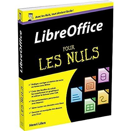 LibreOffice Pour les Nuls